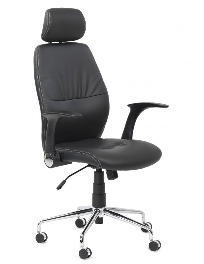 Alphason Parker Faux Leather Managers Chair