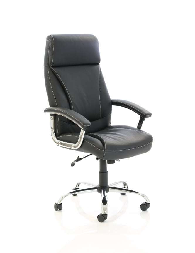Dynamic Furniture Penza Executive Leather Chair