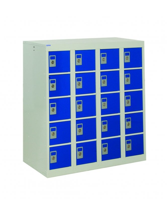 QMP Personal Effects Lockers