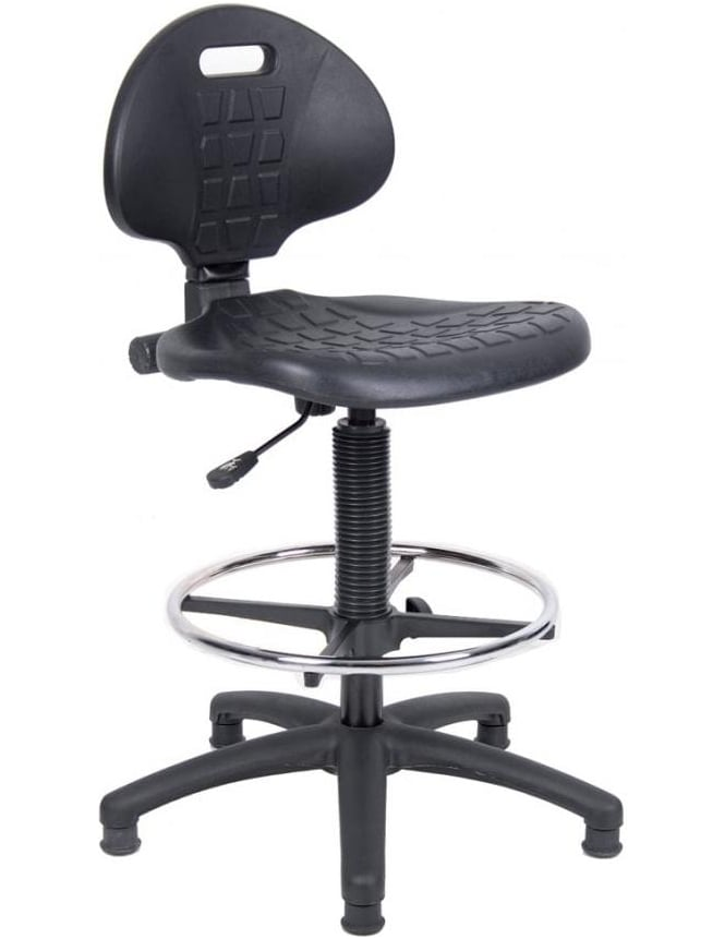 Dams Prema 300 Polyurethane Industrial Operator Chair
