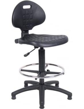 Prema 300 Polyurethane Industrial Operator Chair
