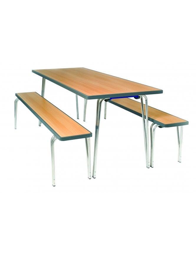 Gopak Premier Folding Table 915 x 610mm