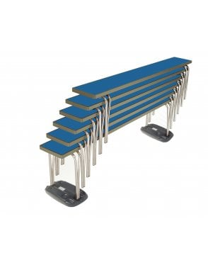 Premier Stacking Bench 1520 x 254mm
