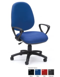 Prism High Back Operator Chair