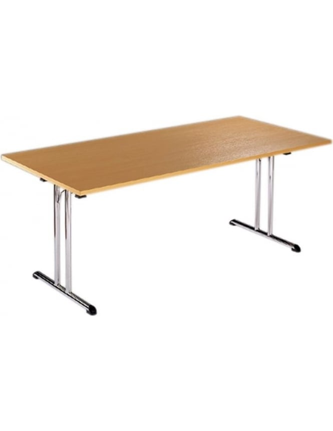 Dams Rectangular Folding Leg Flexi-Table