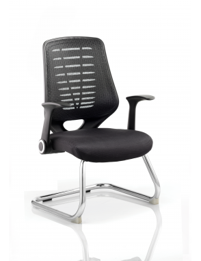 Relay Cantilever Airmesh Seat Chair