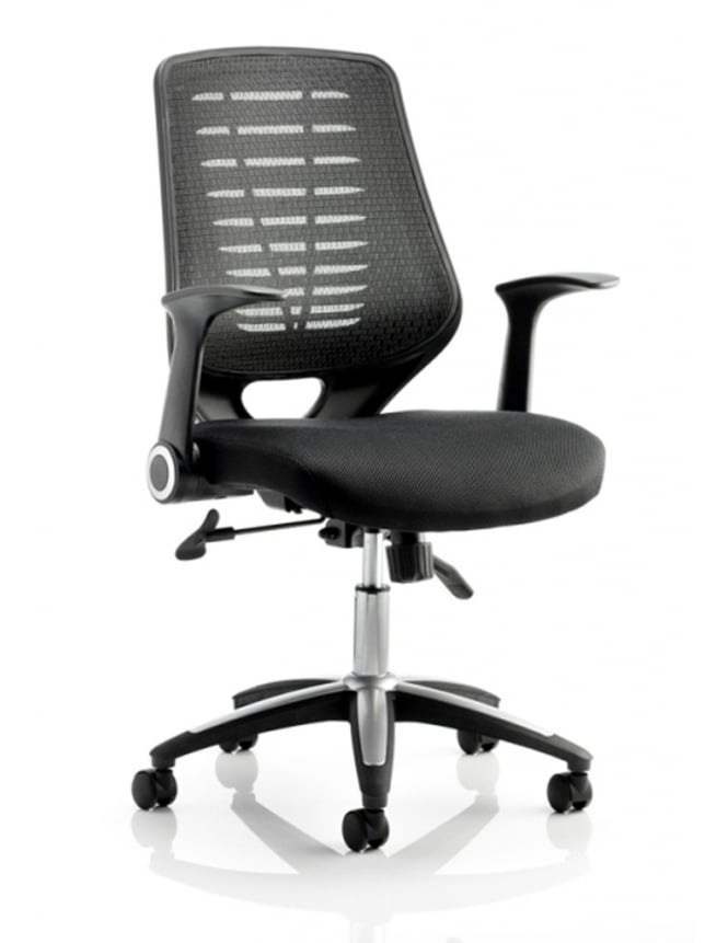 Dynamic Furniture Relay Task Operator Airmesh Chair