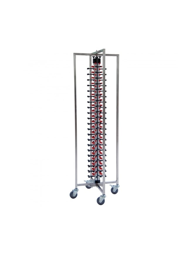 WPF Single Column Mobile Plate Mate (84 Plates) Collapsible