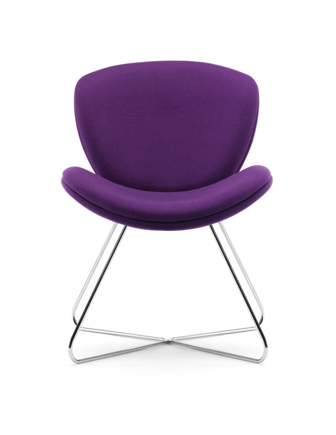 Woodstock Leabank Spirit Lite Wire Base Chair