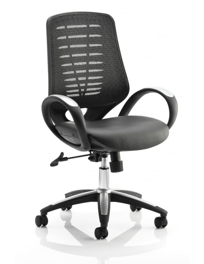 Dynamic Furniture Sprint Task Operator Chair Seat