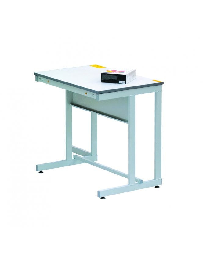 QMP Static Dissipative Cantilever Workbenches