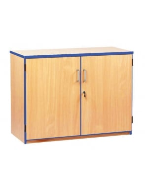 Stock Cupboard with Adjustable Shelves