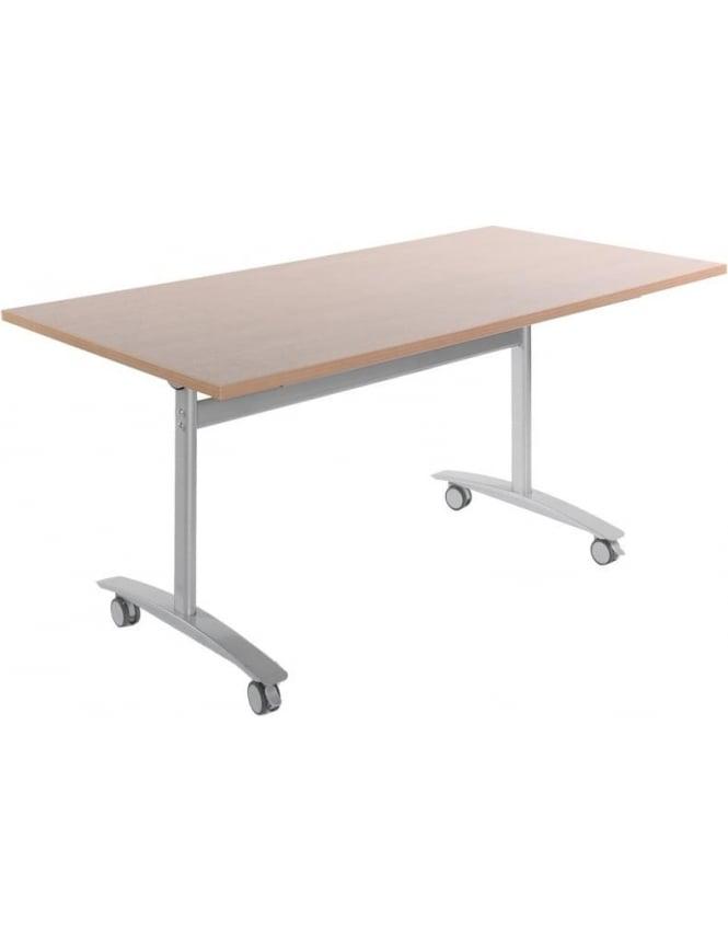 Dams Straight Fliptop Meeting Table