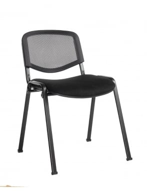 Taurus Mesh Back Meeting Room Stackable Chair