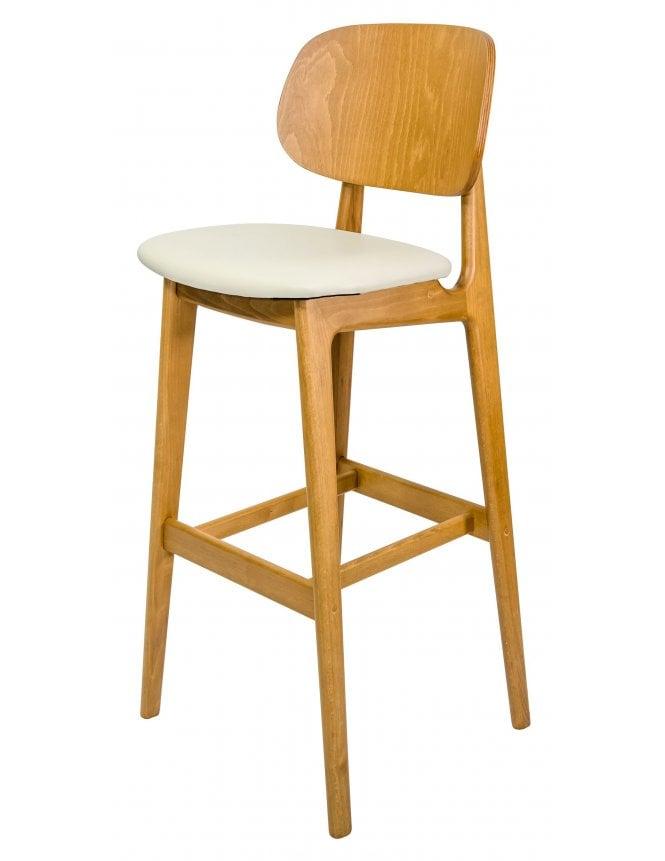Tabilo The Garda Bar Chair with Seren Seat Pad