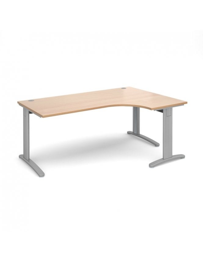 Dams TR10 Deluxe Left Hand Ergonomic Desk
