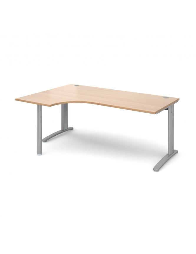 Dams TR10 Left Hand Ergonomic Desk