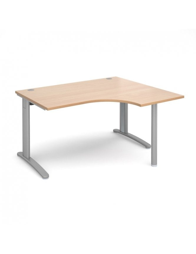 Dams TR10 Right Hand Ergonomic Desk