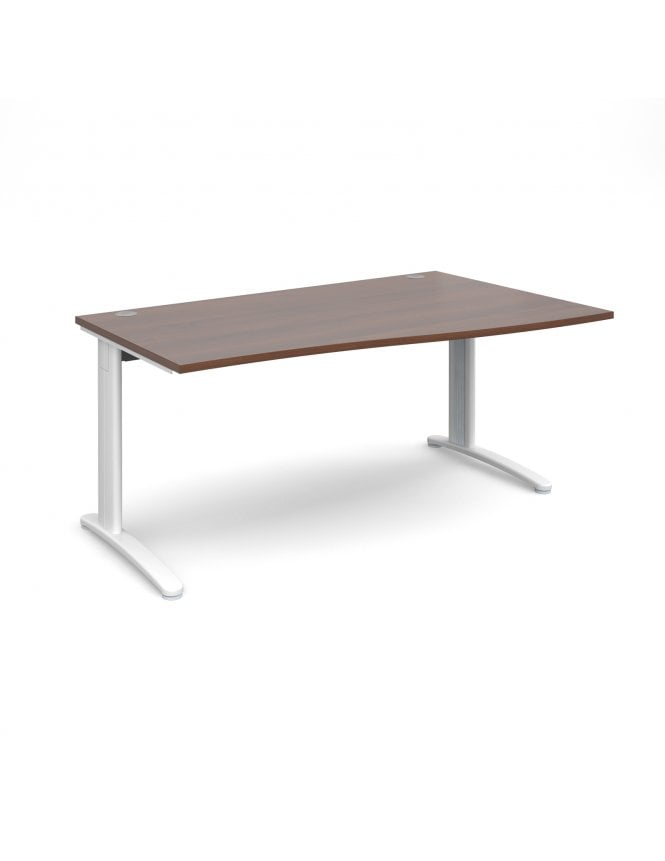 Dams TR10 Right Hand Wave Desk