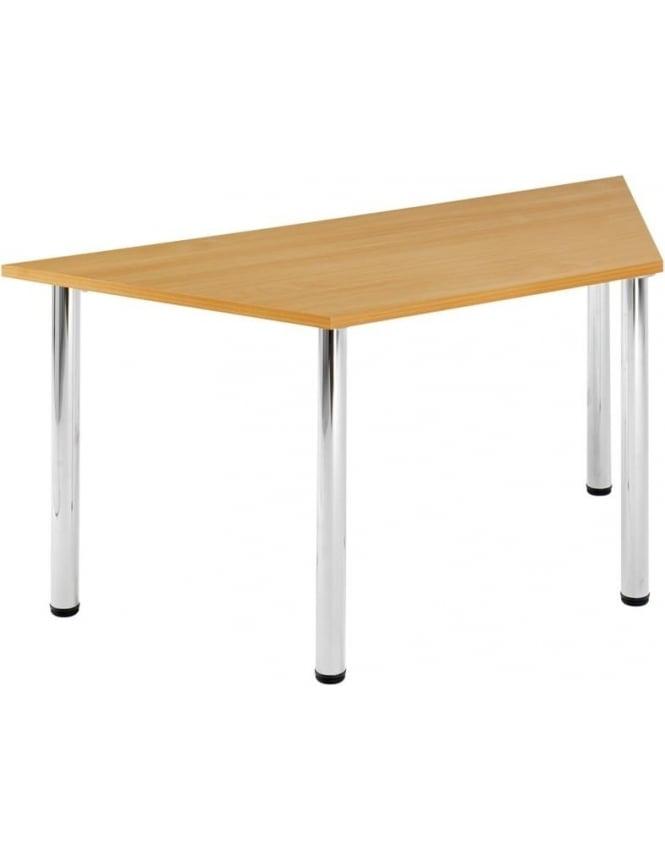 Dams Trapezoidal Chrome Leg Flexi-Table
