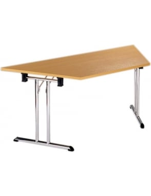 Trapezoidal Folding Leg Flexi-Table