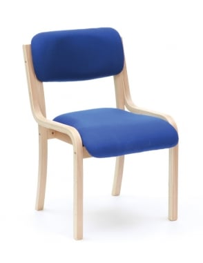 Turner Stacking Fabric Chair