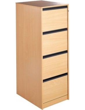 Value 4 Drawer Filing Cabinet