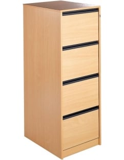 Value 4 Drawer Filing Cabinet