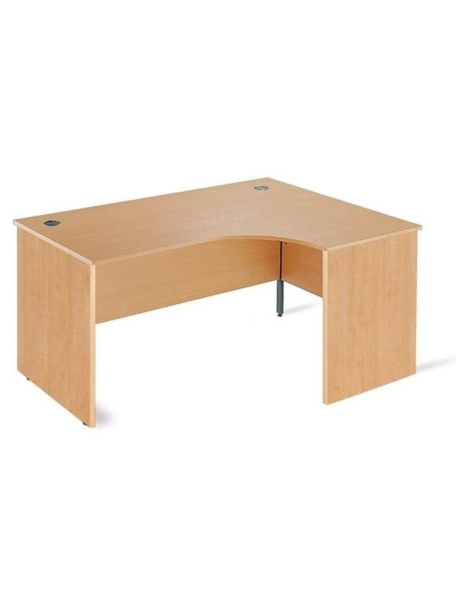 Dams Value Right Hand Ergonomic Panel Desk