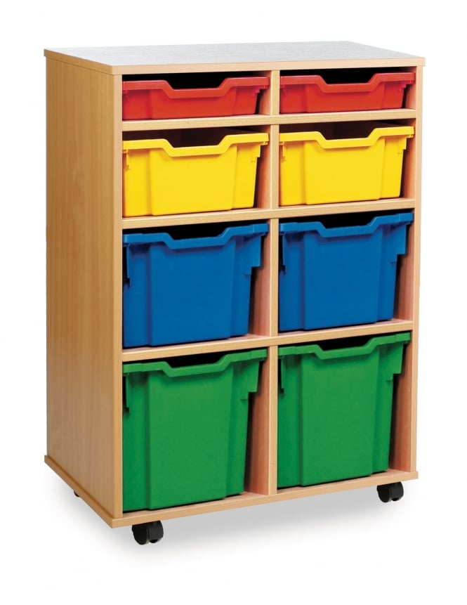 Monarch Furniture Variety Tray Storage Units