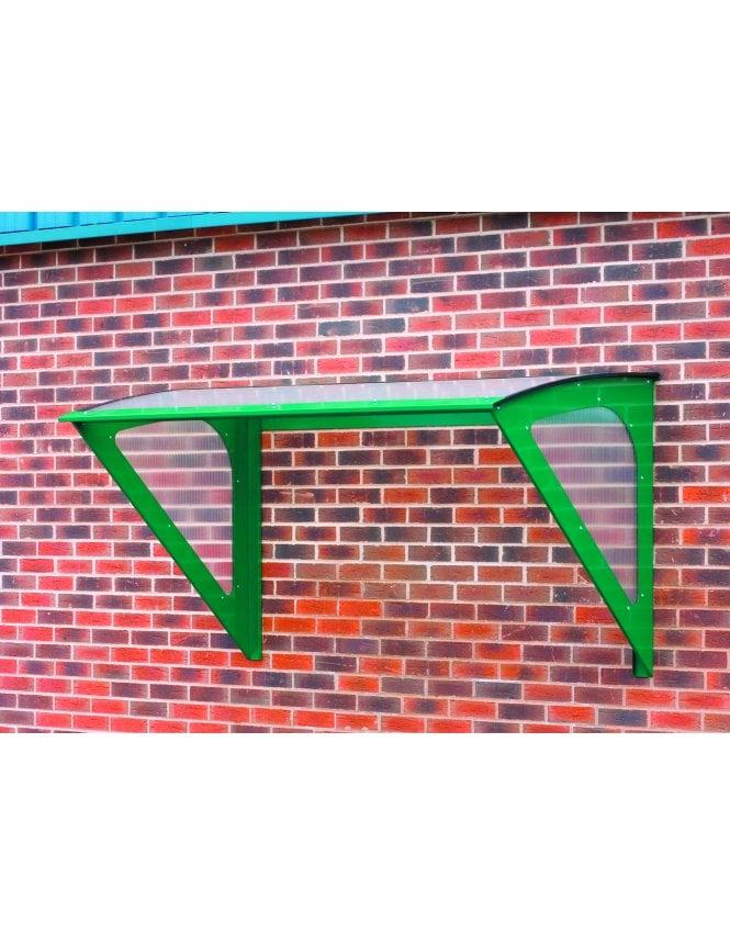 QMP Wall Mounted Smoking Shelter