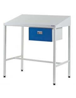 Workstation with Single Drawer