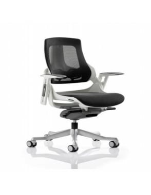 Zure Executive Charcoal Mesh Chair