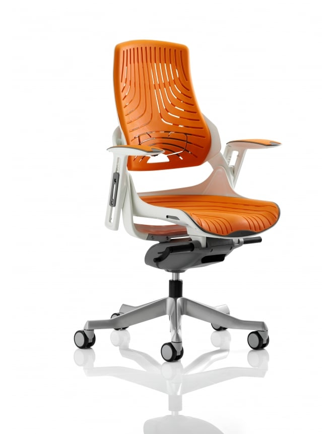 Dynamic Furniture Zure Executive Elastomer Gel Chair